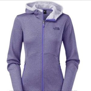 The North Face Agave Jacket Size M purple